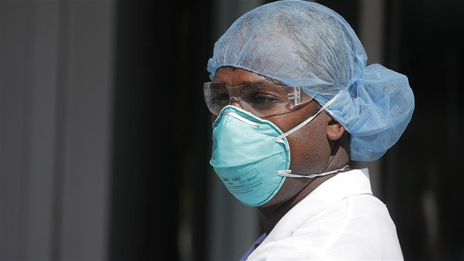 Photo of Doctors in new York will have to wear trash bags instead of dressing gowns
