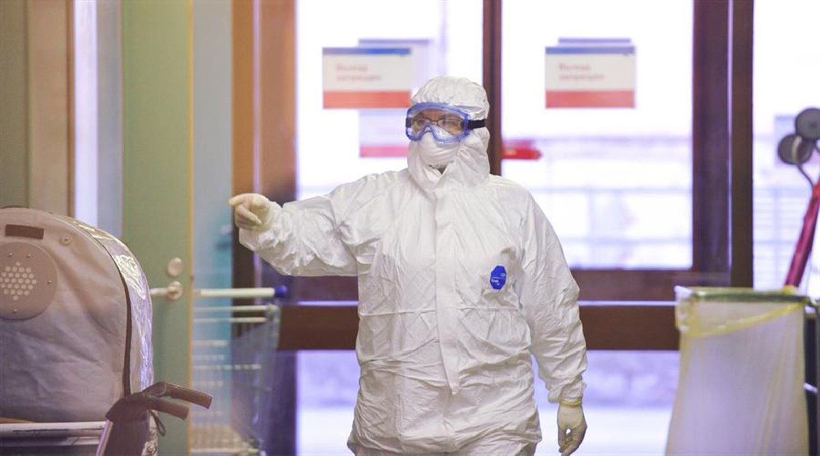 Photo of Russia develop a treatment regimen for severe coronavirus pneumonia