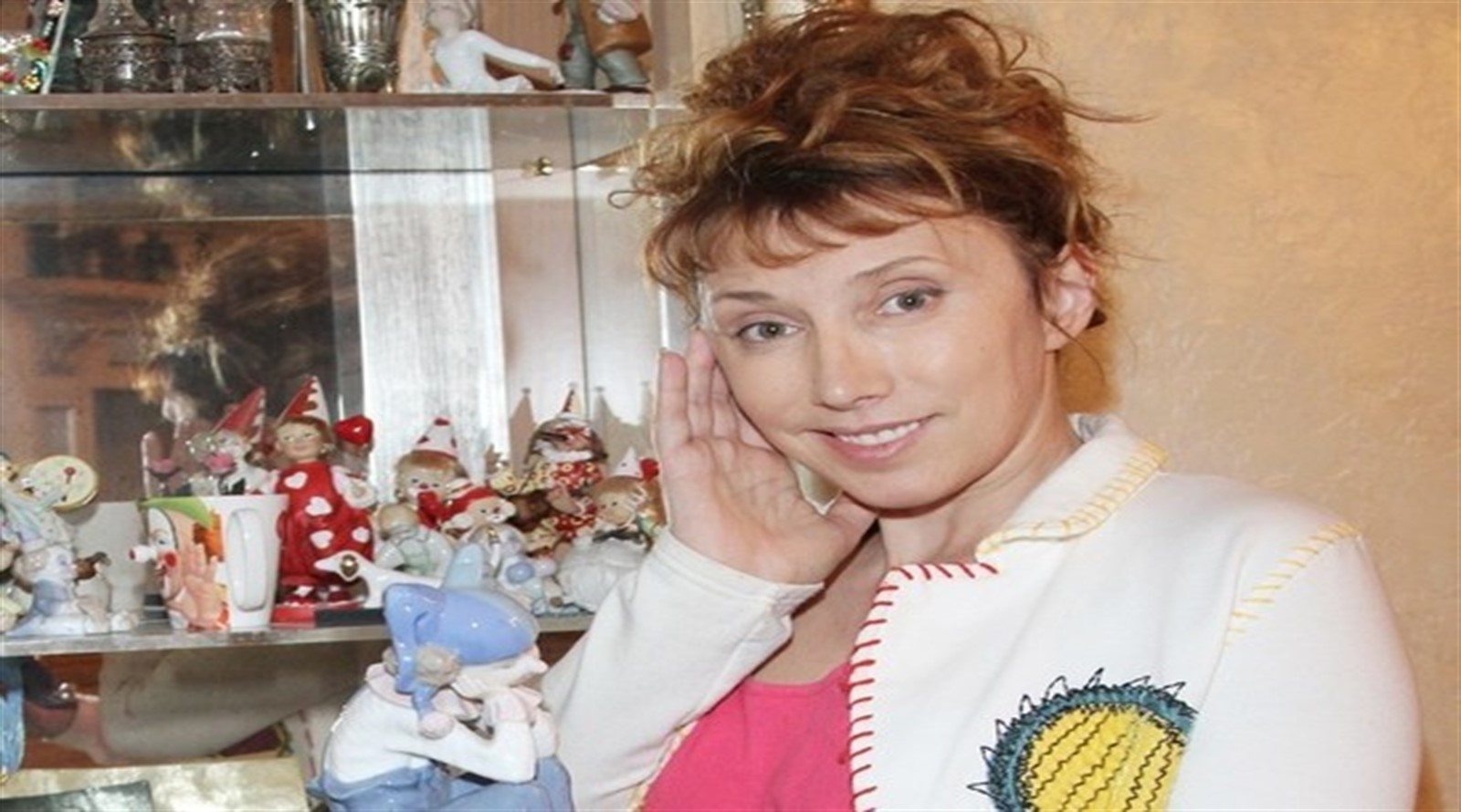 Photo of Elena Vorobey told about her husband's betrayal