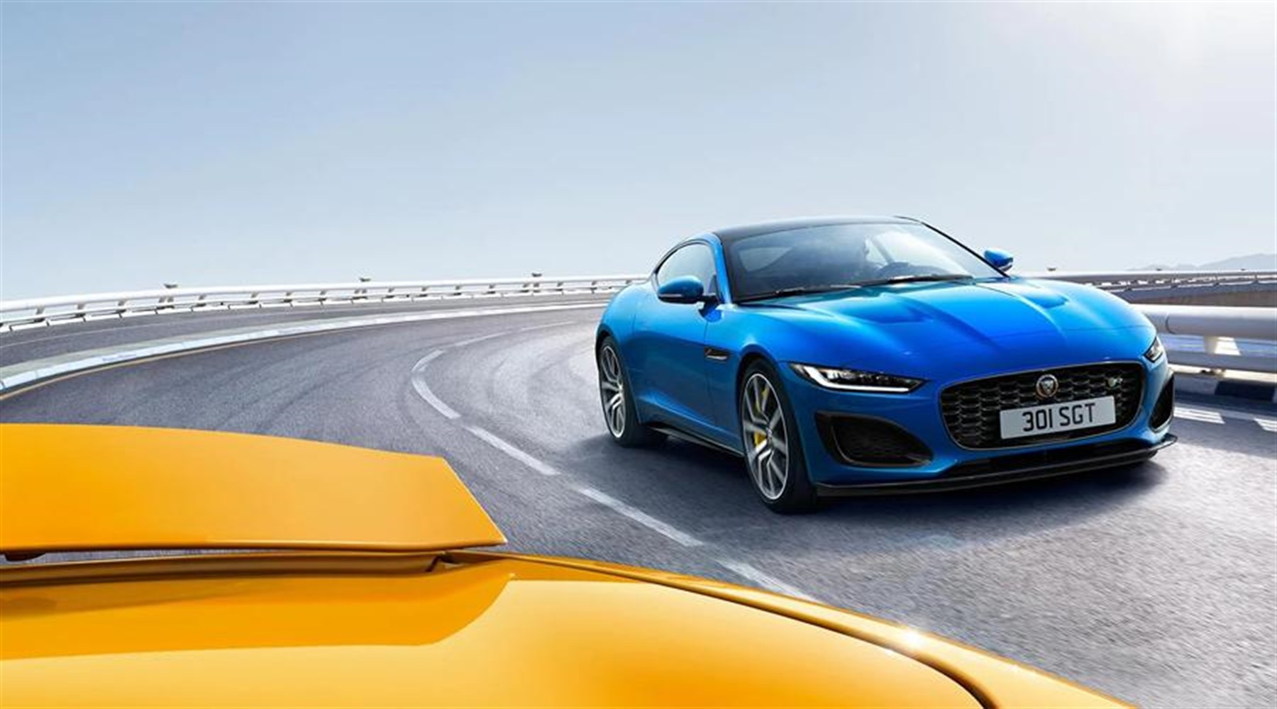 Russia updates on sales of Jaguar F-Type