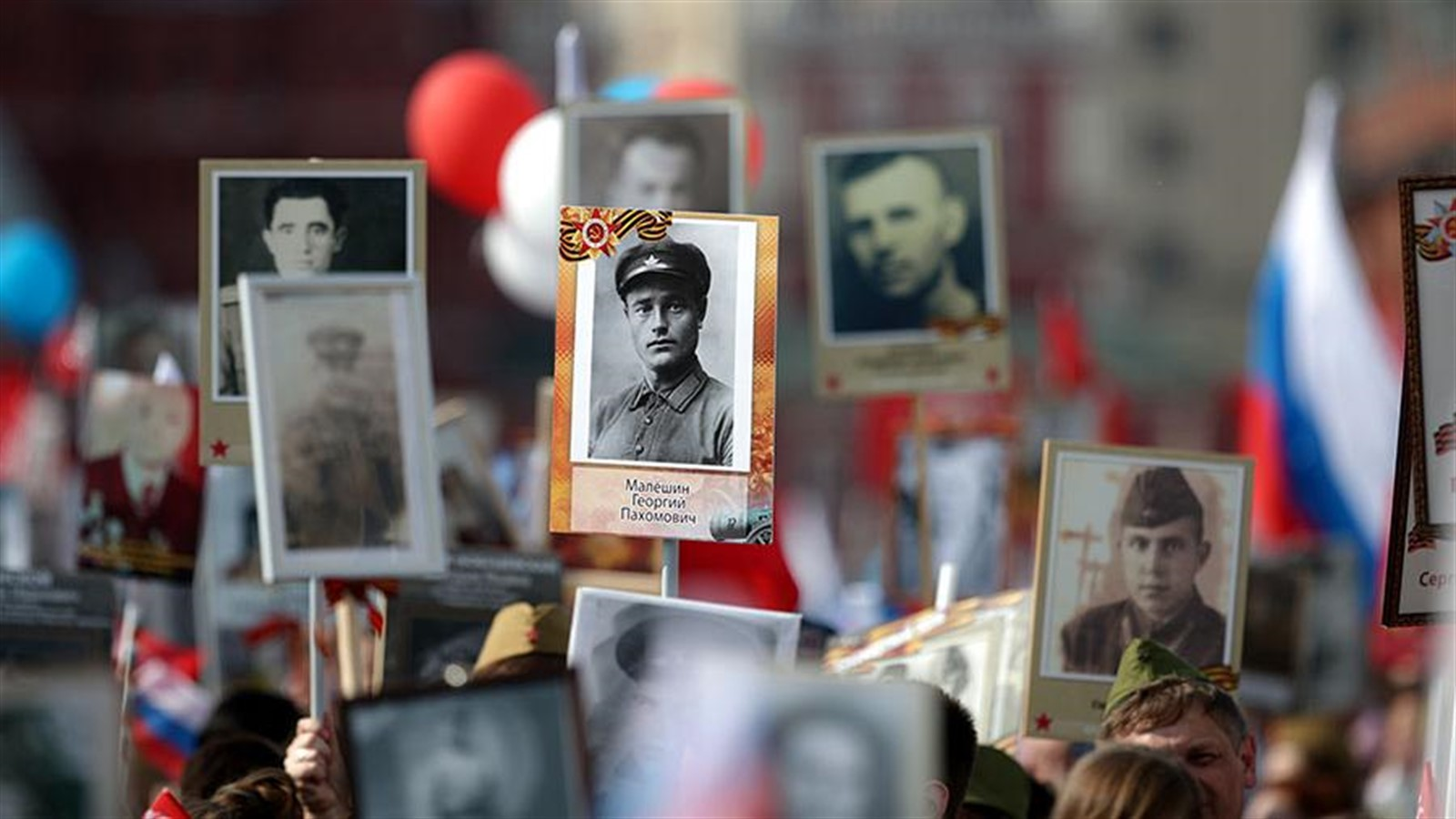 "Photo of 170 countries will take part in the online March of the ""Immortal regiment"""