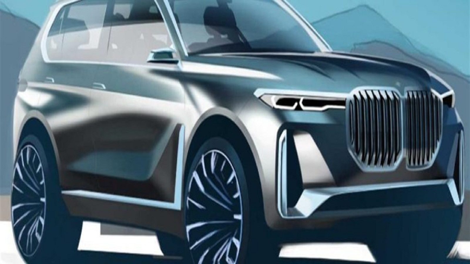 Photo of BMW will release a new version of the x8 crossover