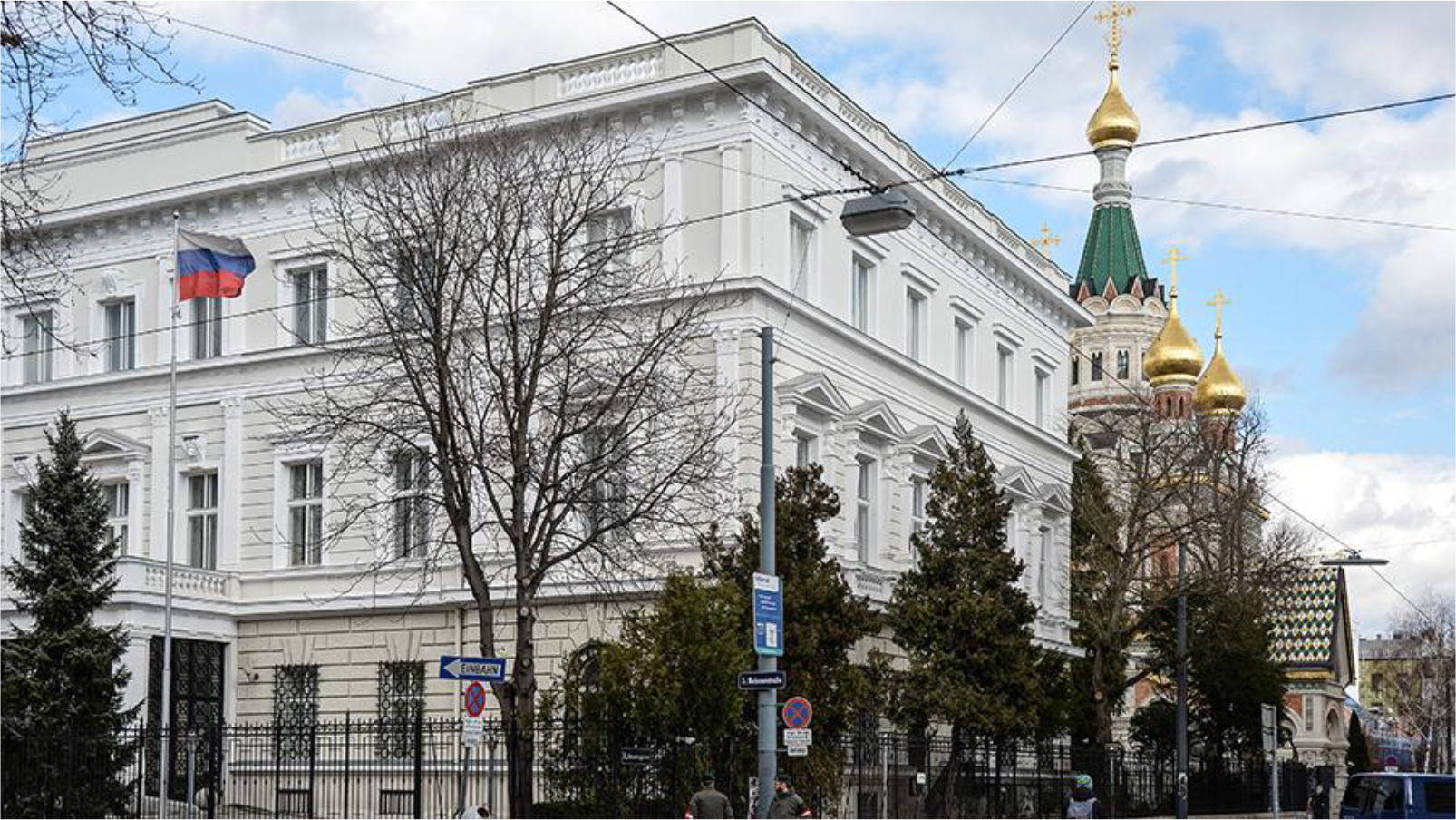 Photo of The Russian Embassy responds to Vienna's accusations of  Russian disinformation