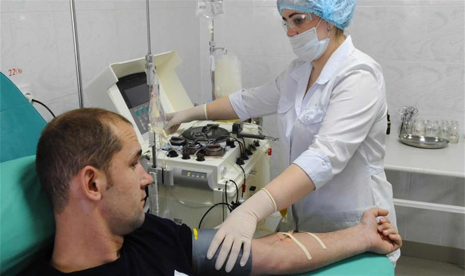Photo of In Moscow, plasma donors for COVID-19 patients will be paid money