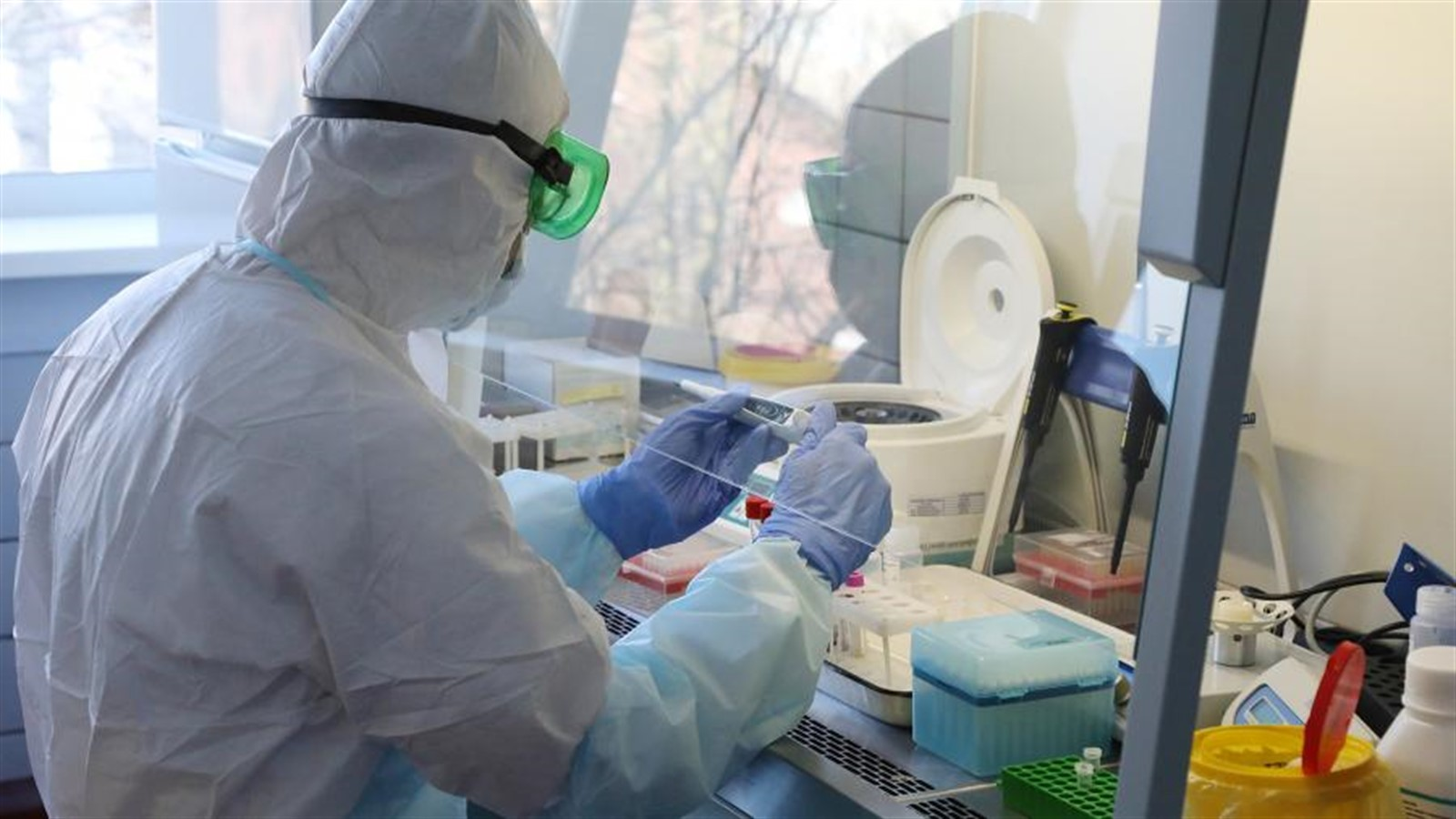 Photo of The number of Coronavirus patient in Russia exceeds 18 thousand.