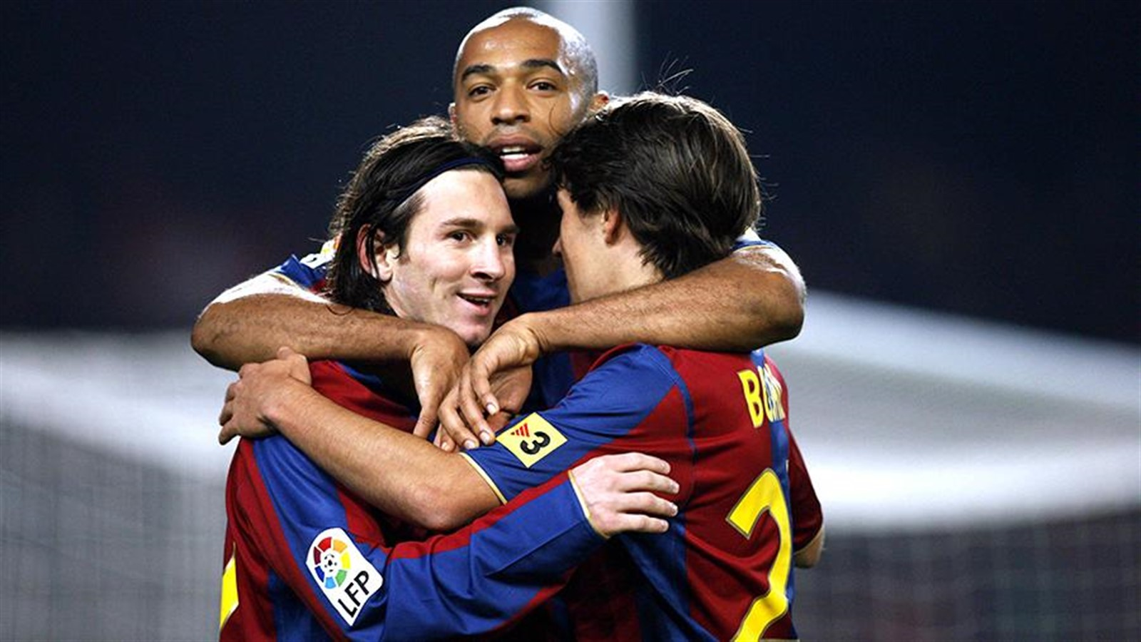 Photo of Messi speaks about his admiration for Henry and his first meeting at Barcelona