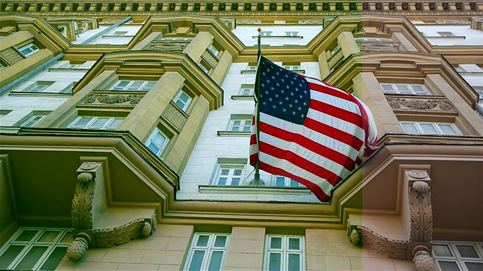 Photo of US Embassy in Russia make passengers list for flights to vacate Americans