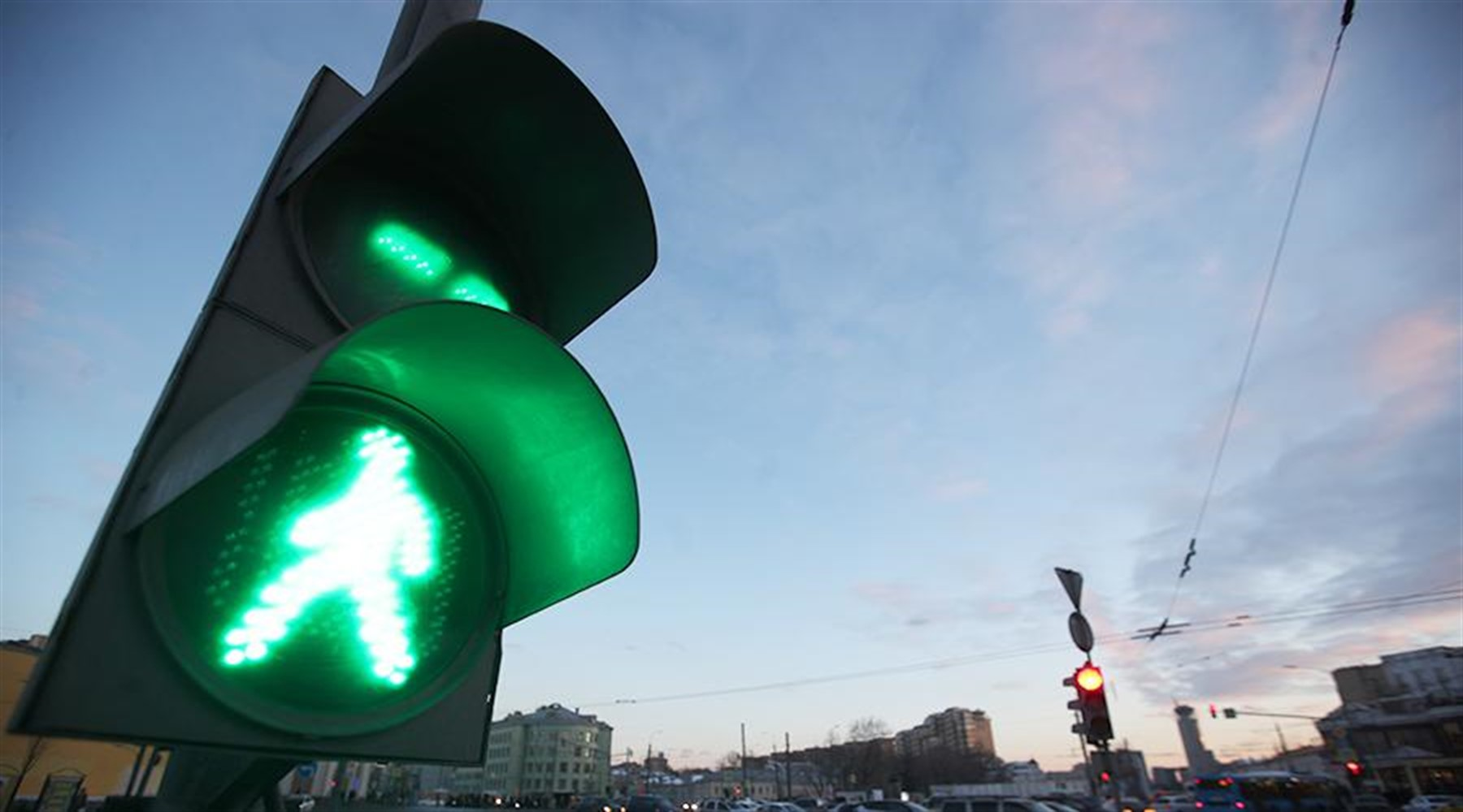Photo of Russia conceives a service for controlling traffic lights via a smartphone
