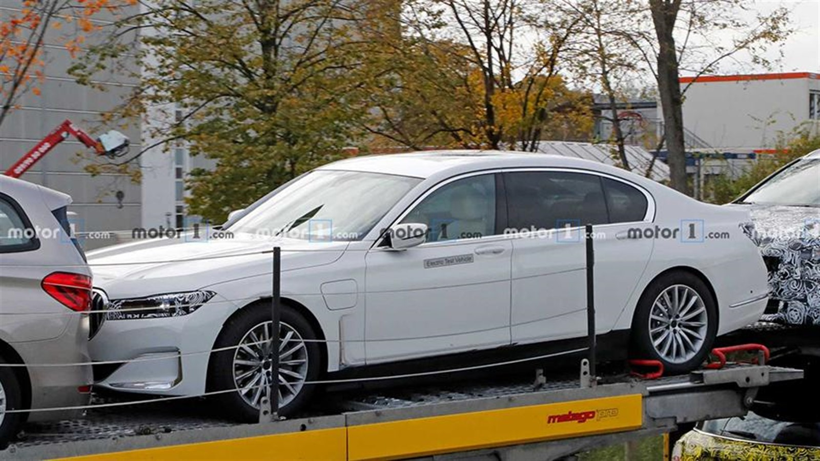 Photo of The new BMW 7 series will get a 650-horsepower electric motor