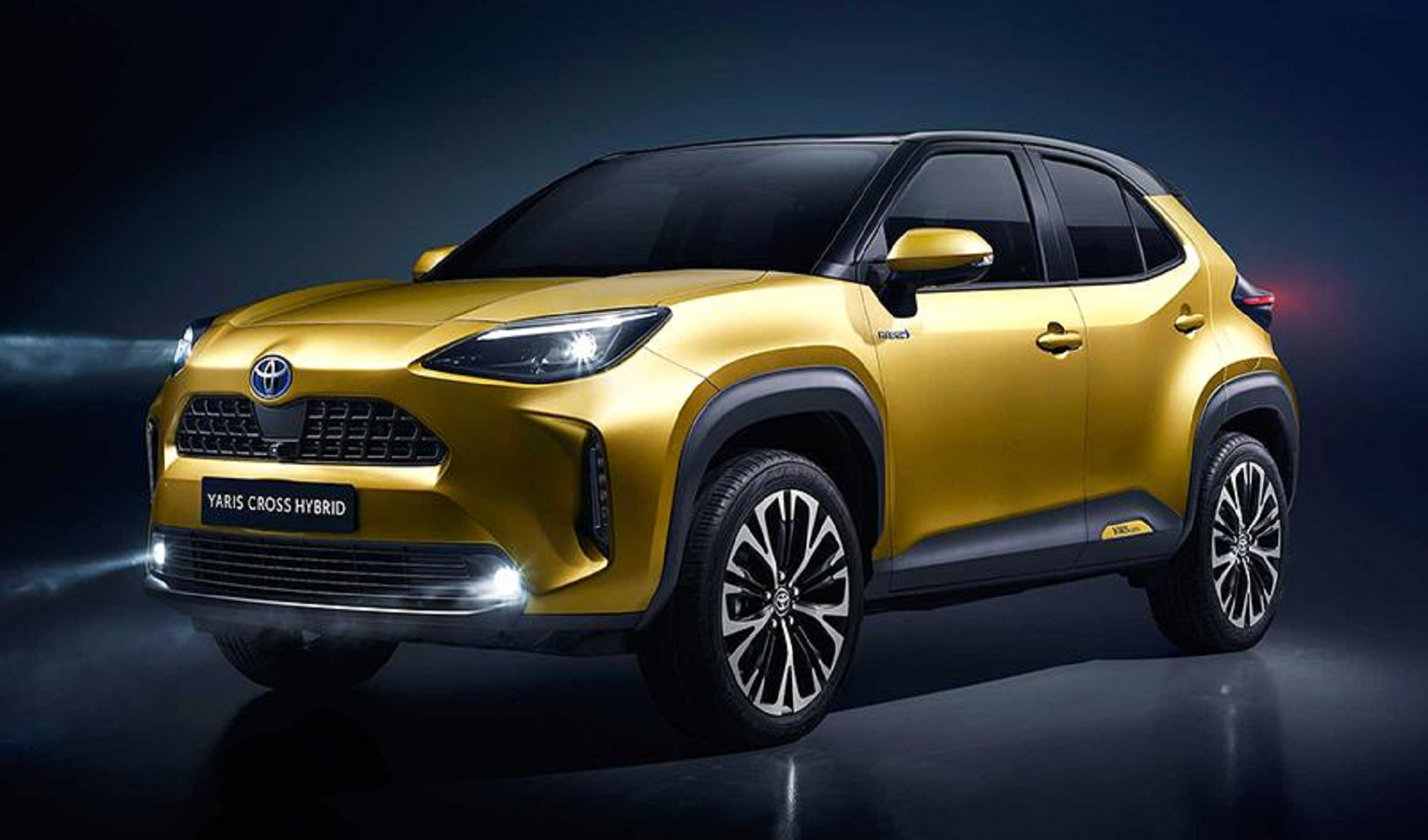 Photo of Toyota will release a new compact crossover