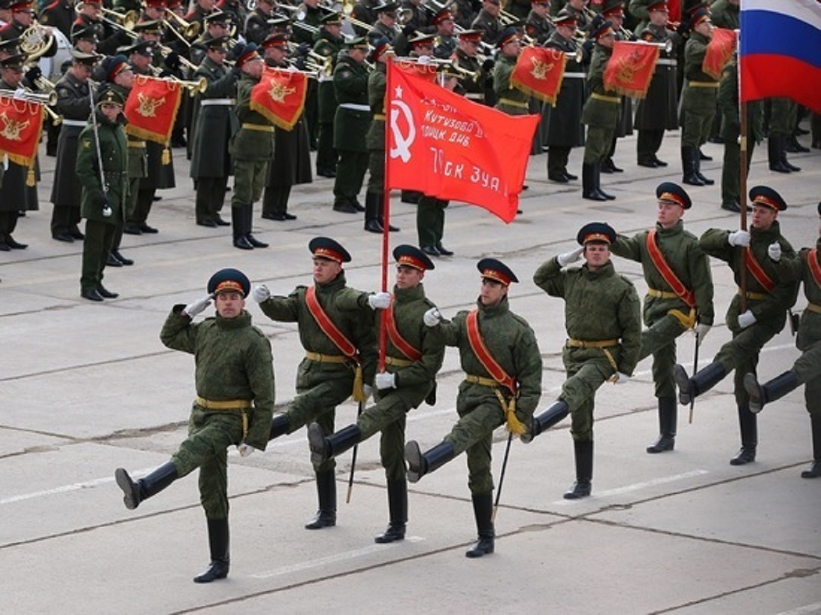 Photo of The defense Ministry denied plans to postpone the Victory parade due to coronavirus