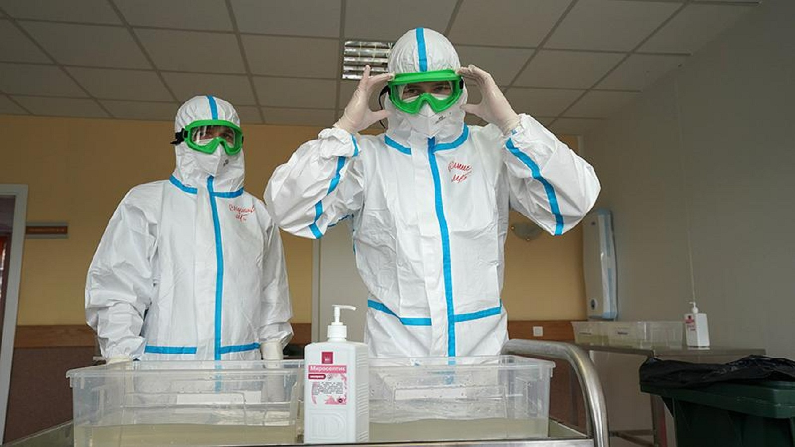 Photo of 582 new cases of coronavirus detects in Russia