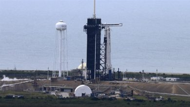 Photo of American postponed launch of manned ship Crew by SpaceX
