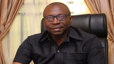 I'm not desperate to become Edo governor, says Ize-Iyamu