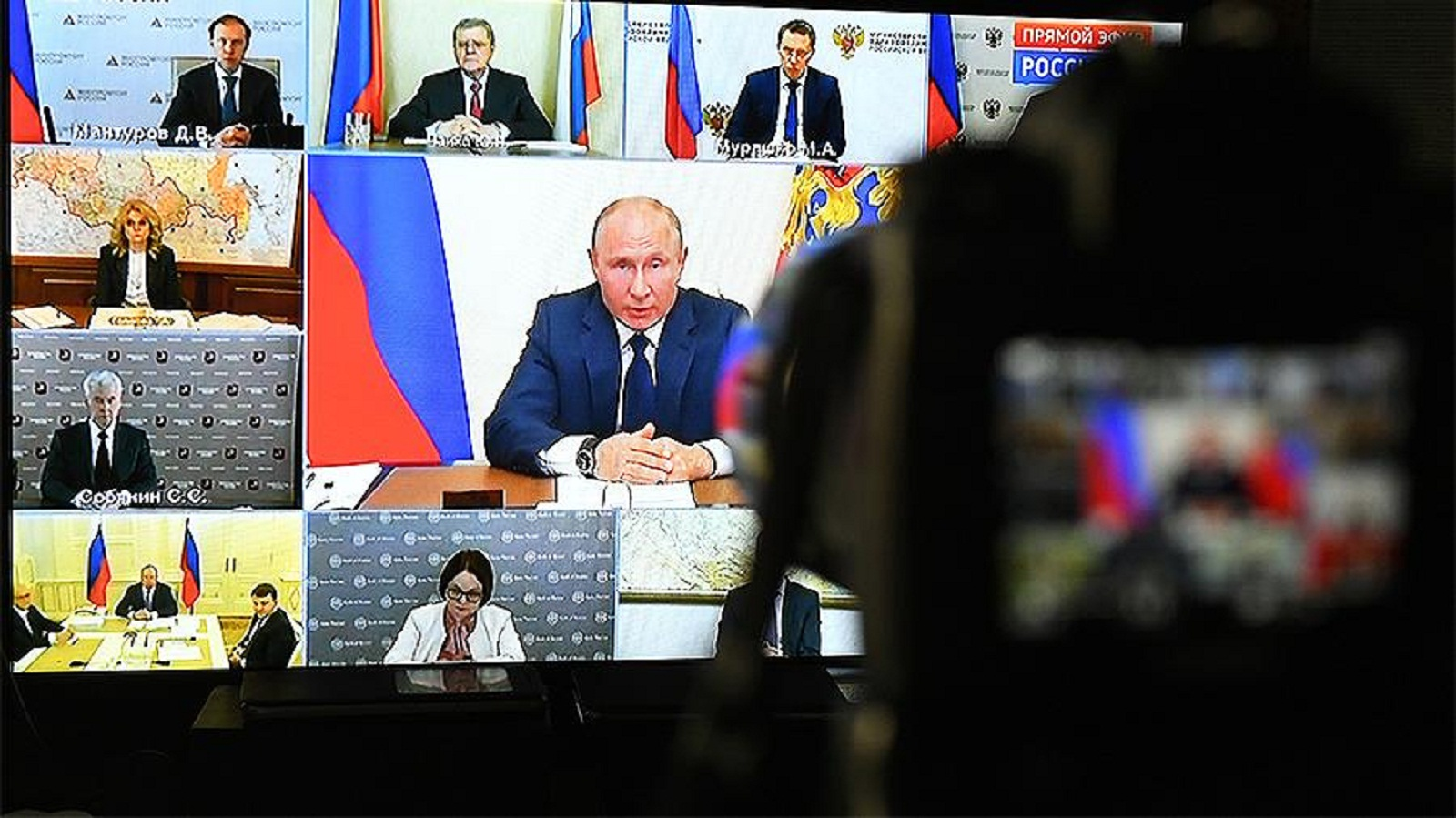 On Monday, May 11, Russians President Vladimir Putin made an address to the country's residents,
