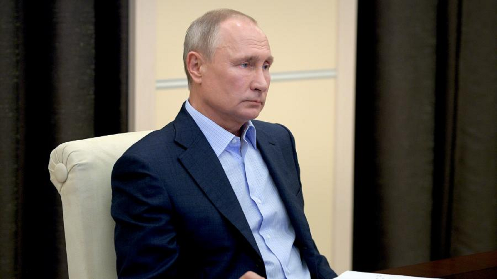 Russian President Vladimir Putin discussed via video link with permanent members of the Russian security Council the progress of the fight against the spread,Russian Prime Minister Mikhail Mishustin, who was diagnosed with a coronavirus, is on the mend. This was stated by President Vladimir Putin