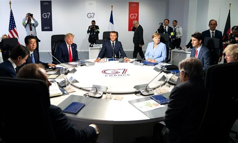 US President Donald trump intends to hold the G7 summit in person at the end of June, White house press Secretary Kayleigh Mcenany said on Tuesday,May 26.