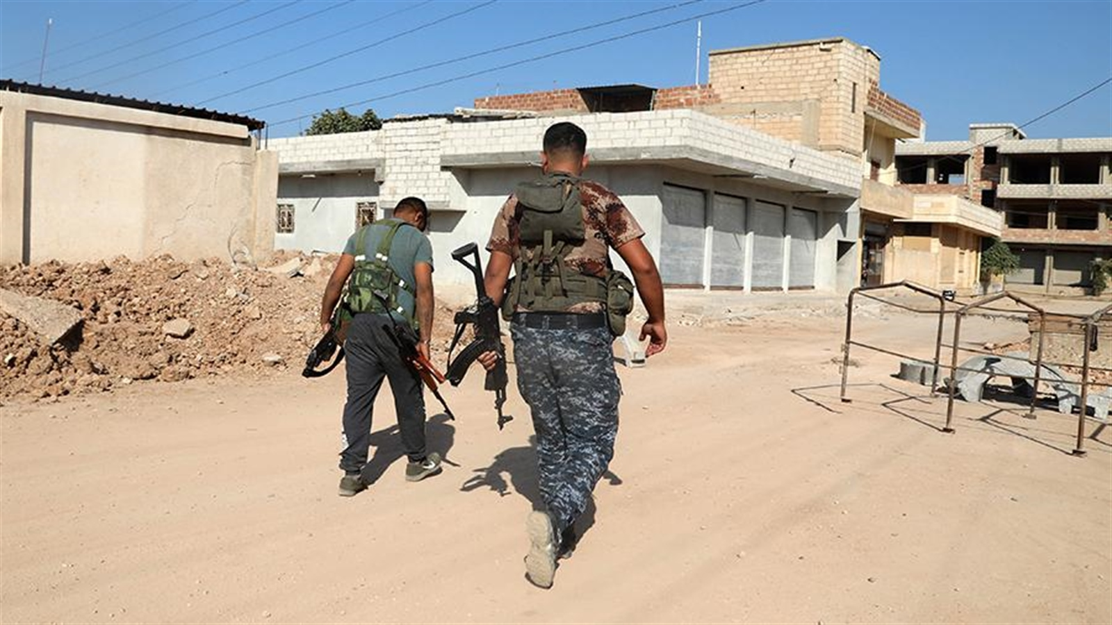 "Two regional leaders of the terrorist group ""Islamic state"" (IS, banned in Russia) were eliminated in Syria during a joint operation of the US led coalition and the Syrian democratic forces (SDF), the coalition said on Friday, May 22."