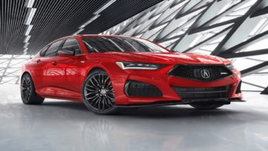 Photo of The new Acura TLX: the brand's most driver-friendly sedan