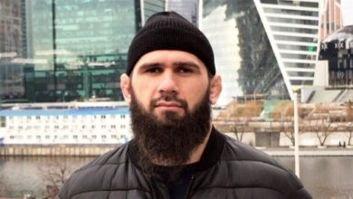 Photo of MMA fighter was detained after a shootout in the South of Moscow
