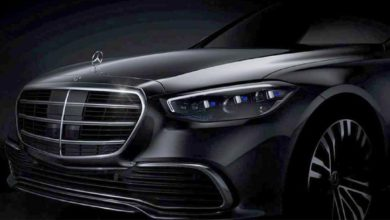 Photo of Network publishs the first teaser of the new Mercedes-Benz S-class