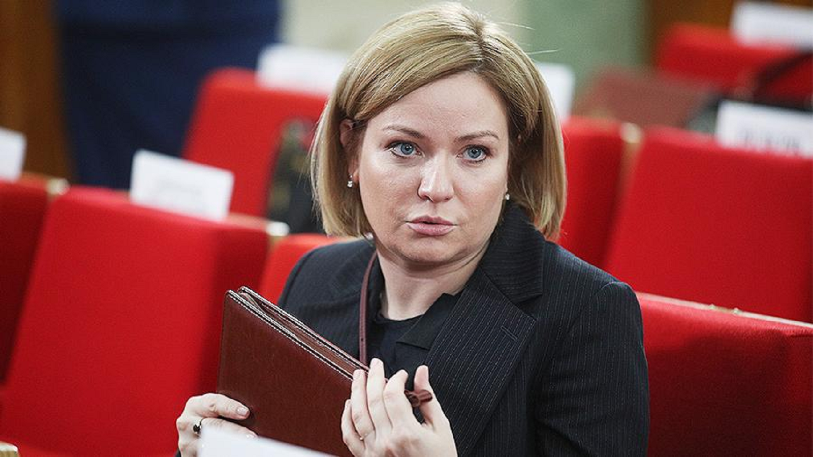 Photo of Russian Culture Minister infected with coronavirus