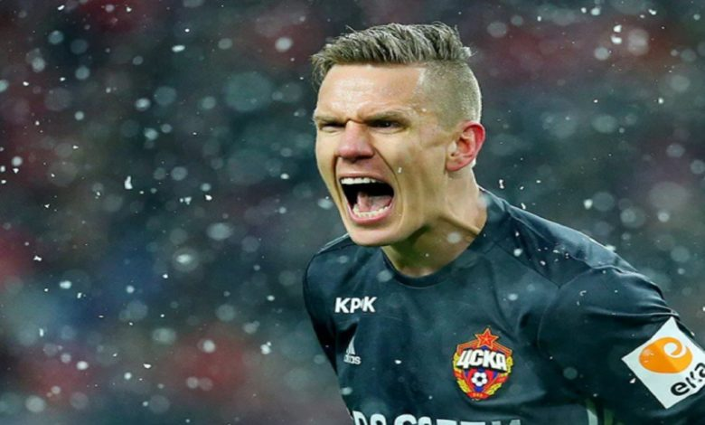 The former CSKA player became a guest of the club's Internet channel. The 33-year-old Swede plays for PAOK and is preparing to resume the Greek championship.