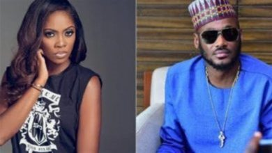 Two popular Nigerian music artistes, 2Baba and Tiwa Savage participated in an XSwitch challenge, singing each other's songs.