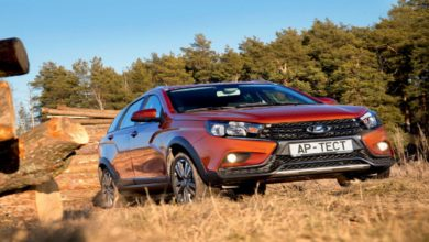 Photo of See the latest Lada Vesta SW Cross with Japanese variator