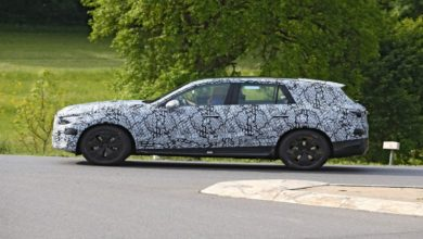 Photo of Mercedes-Benz GLK next generation: first photos