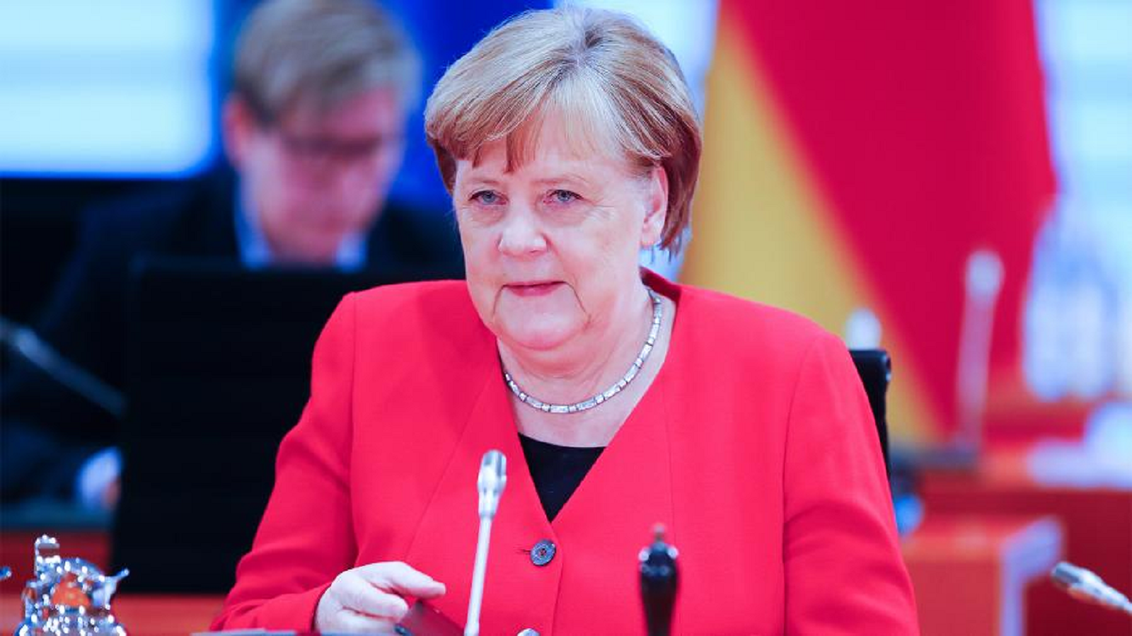 Photo of Merkel announces the completion of the first phase of the COVID-19 pandemic in Germany