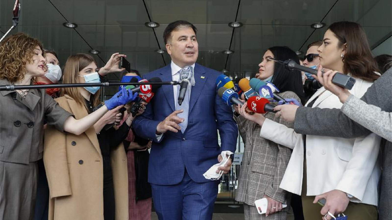 Former President of Georgia and ex-Governor of the Odessa region Mikhail Saakashvili announced his upcoming appointment as head of the Executive Committee of the National Council of reforms of Ukraine. He told Deutsche Welle on May 6