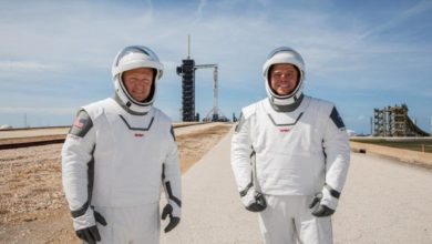 NASA and SpaceX are on course to make history on Wednesday as they launch two astronauts into space from US soil for the first time since 2011.