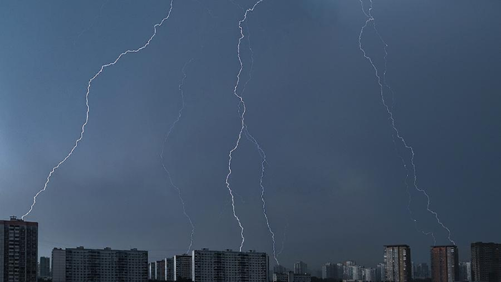 Photo of Forecasters predicts the first spring thunderstorms in Moscow