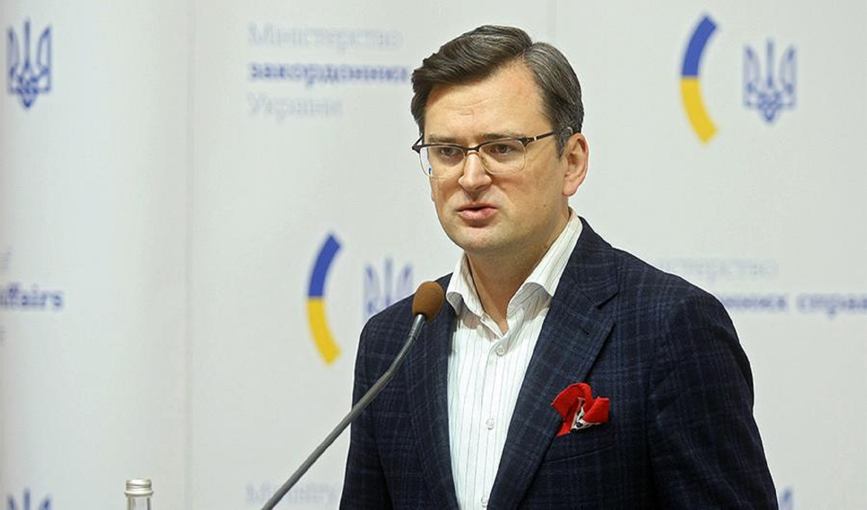 "The Minister of foreign Affairs of Ukraine Dmytro Kuleba listed three tactical tasks to return to the Crimea. ""They will understand and accept that"