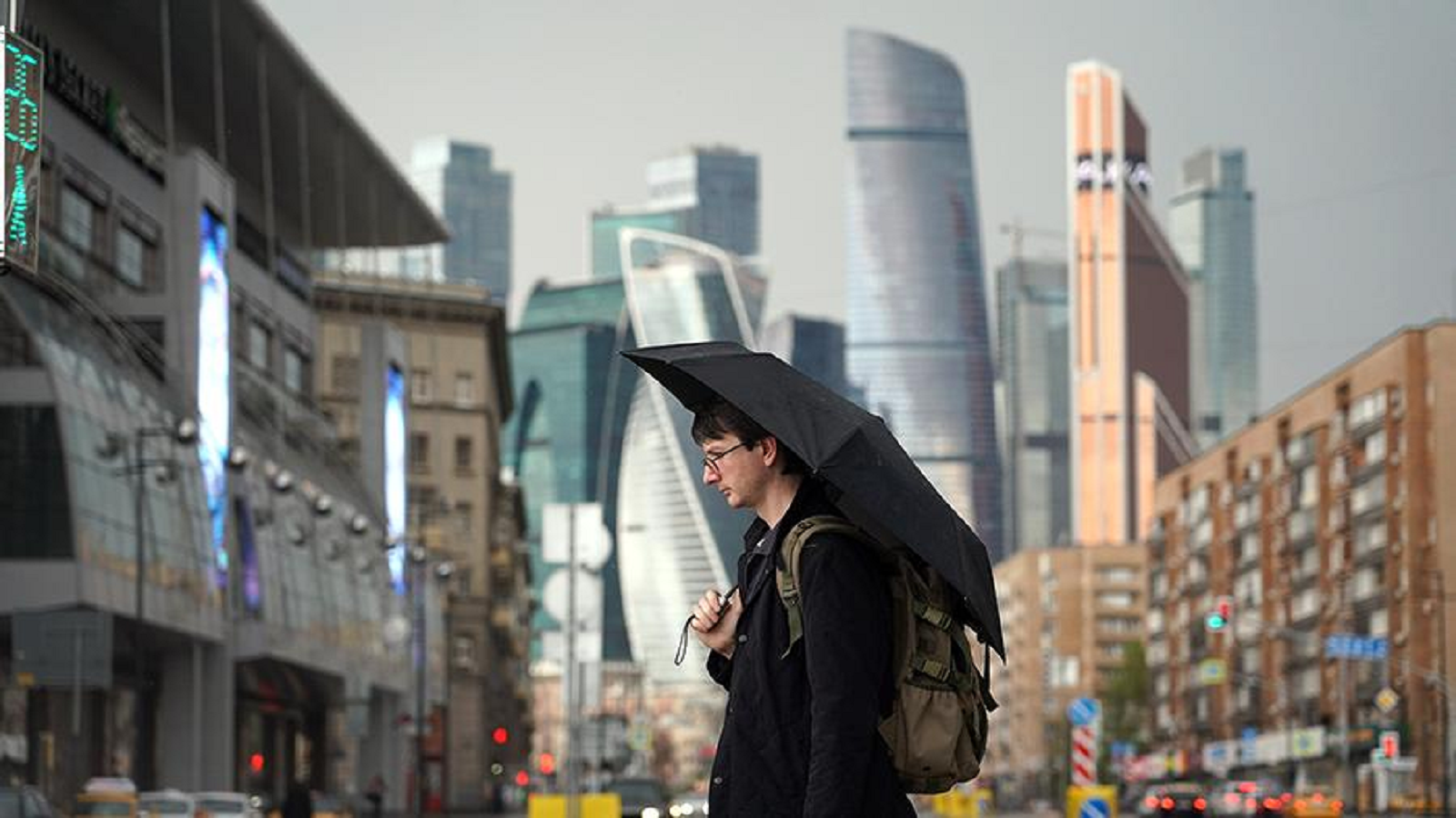 In Moscow and the region on Wednesday, May 6, cloudy weather is expected, rain and thunderstorms. This is reported on the website of the hydrometeorological center of Russia.