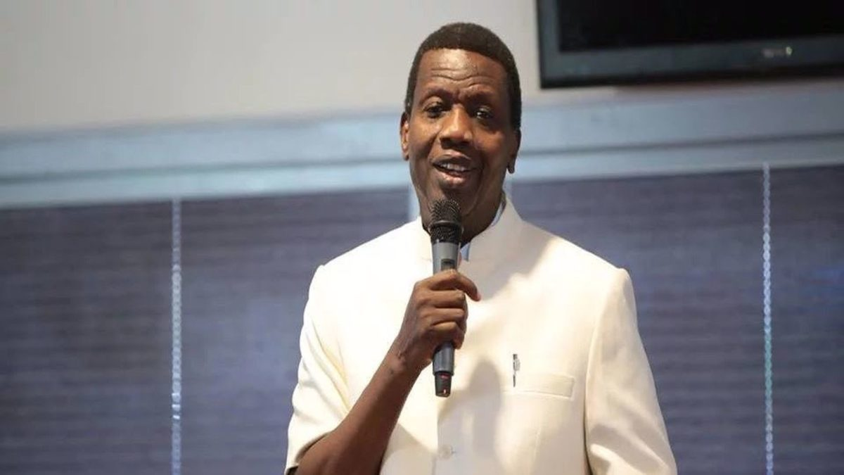 Photo of All rapists will be exposed by God- Pastor Adeboye