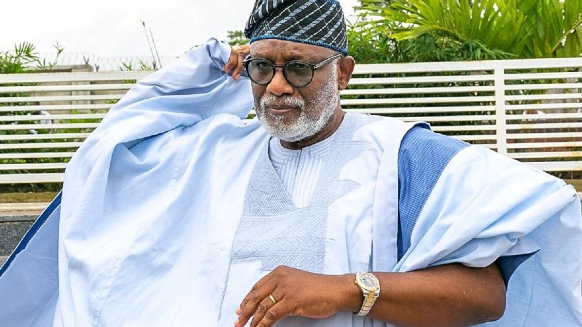 Ondo Poll: LG Election in Ondo Hold Amidst Unencouraging Turn Out, Akeredolu, others says election was successful(Video)