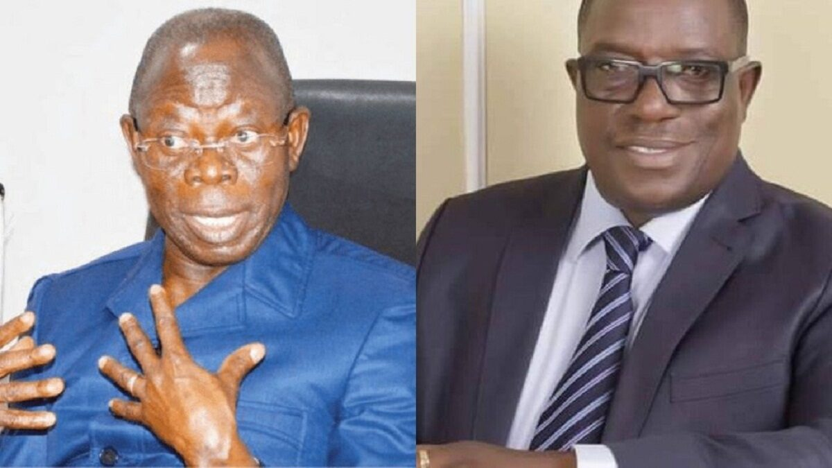 Photo of BREAKING: Giadom can not be the Chairman of APC- Court insists, explains why