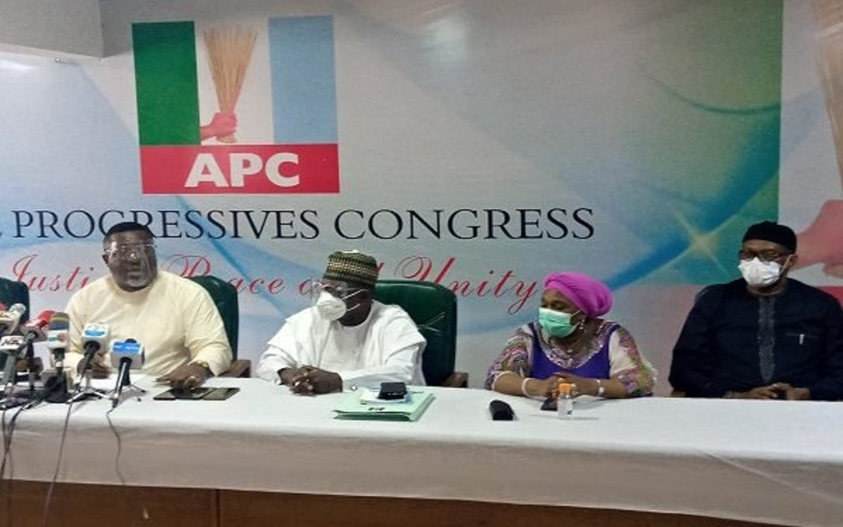 Prince Hillard Eta, led-National Working Committee (NWC) of the All Progressives Congress(APC) said that President Muhammadu Buhari was unaware of an invitation from the National Executive Council (NEC) scheduled for Thursday, June 24, asking party members to ignore the meeting.