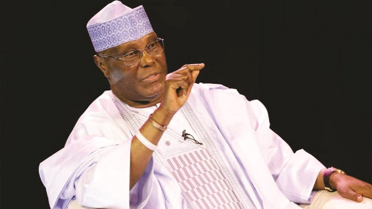 Photo of Atiku Abubakar blasts Buhari govt over 2021 proposed budget