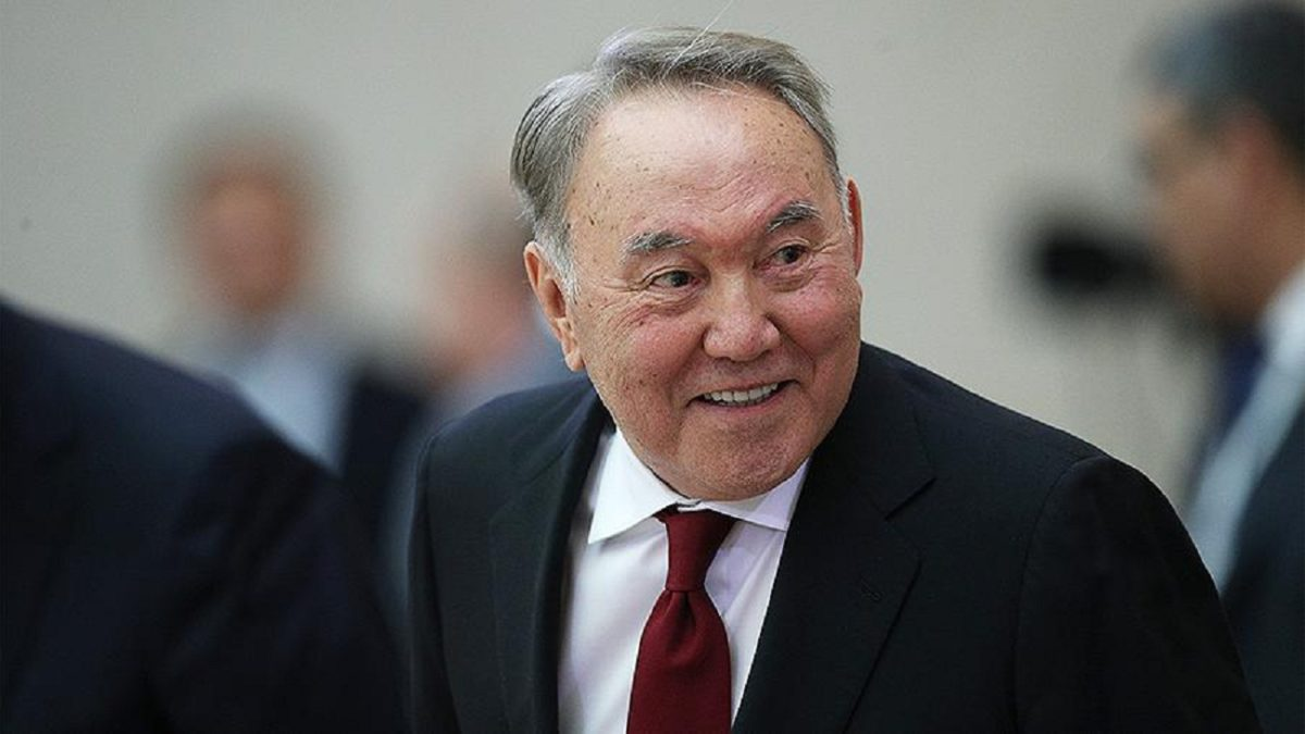 Photo of Nazarbayev got sick COVID-19