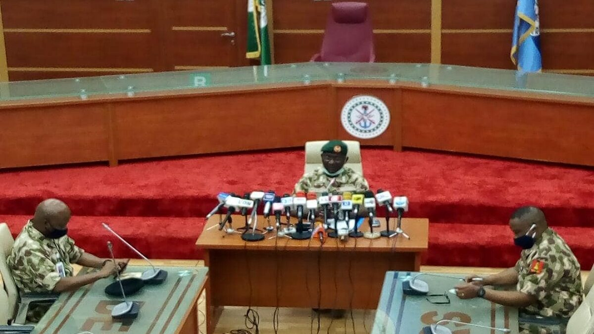 The Defense Headquarters (DHQ) continues to record massive victories in the fight against terrorism, as Nigerian troops killed 45 Boko Haram /ISWAP terrorists