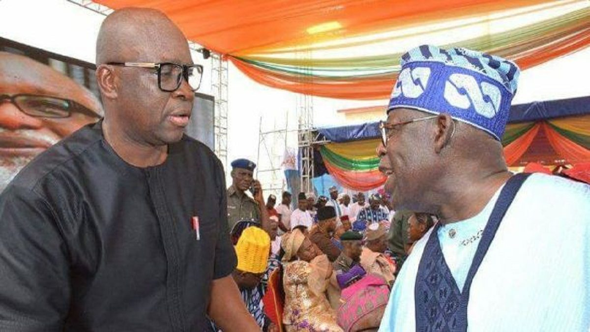 Photo of Ekiti 2022: Your Meeting With Tinubu Is Not In The Interest Of PDP- Group Chides Fayose