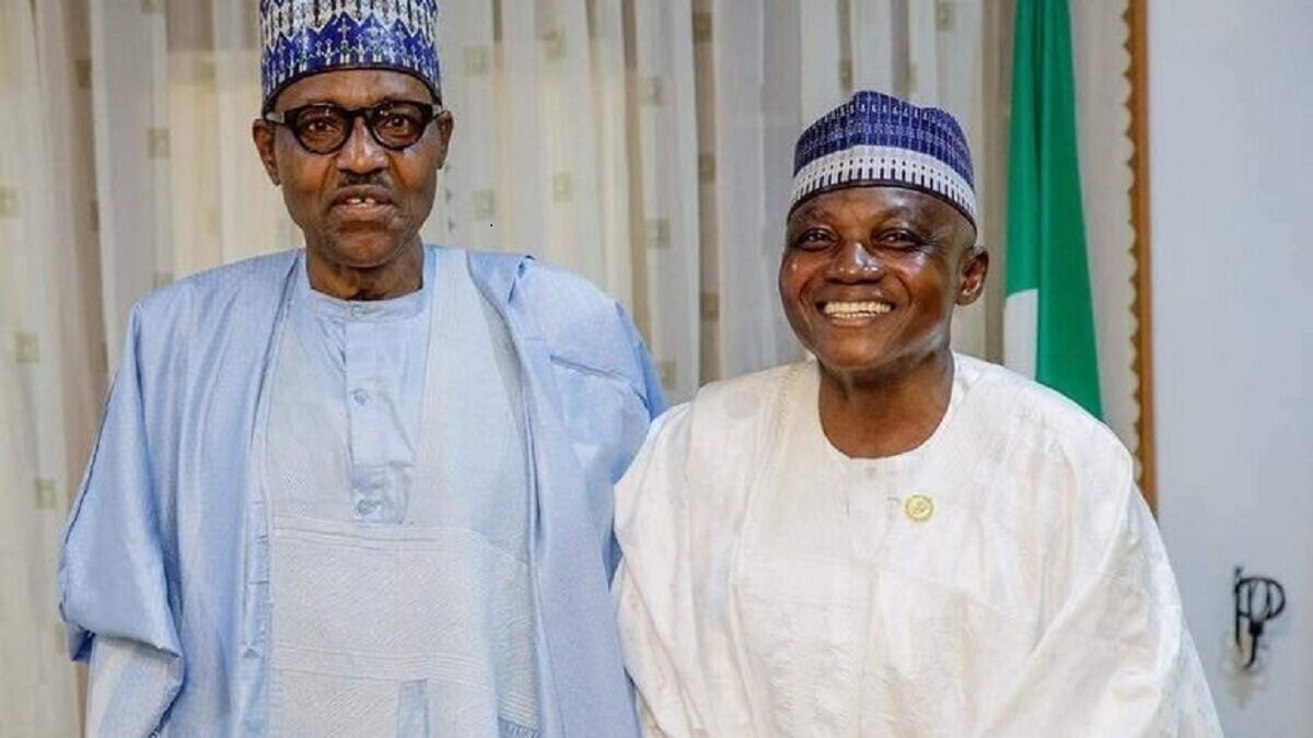 Garba Shehu, spokesman of President Muhammadu Buhari, on Sunday, June 28, says no one can dictate to the president where he should hold his meetings