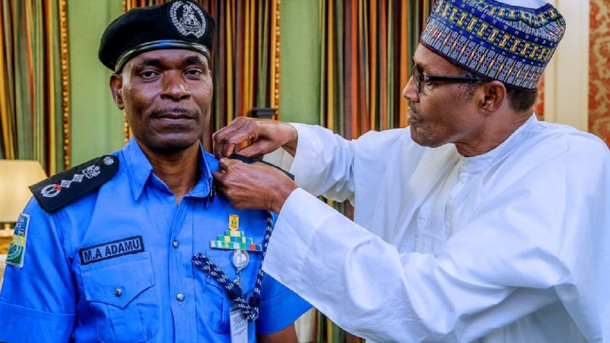 Photo of Buhari meets with IGP as police register 717 rape cases in five months