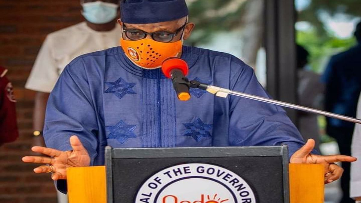 Photo of We don't allow godfathers in Ondo, we only have one Godfather, and that's God — Akeredolu tackles Wike
