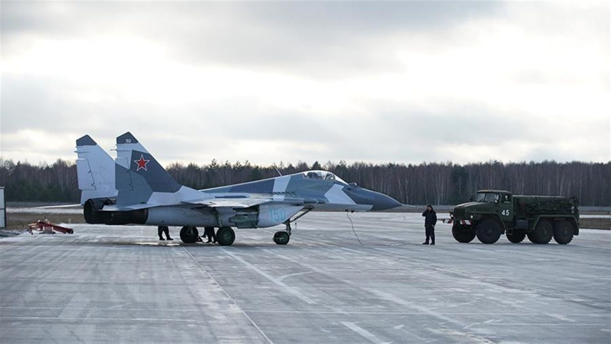 Photo of Russian Embassy confirms delivery of MiG-29 fighters to Syria