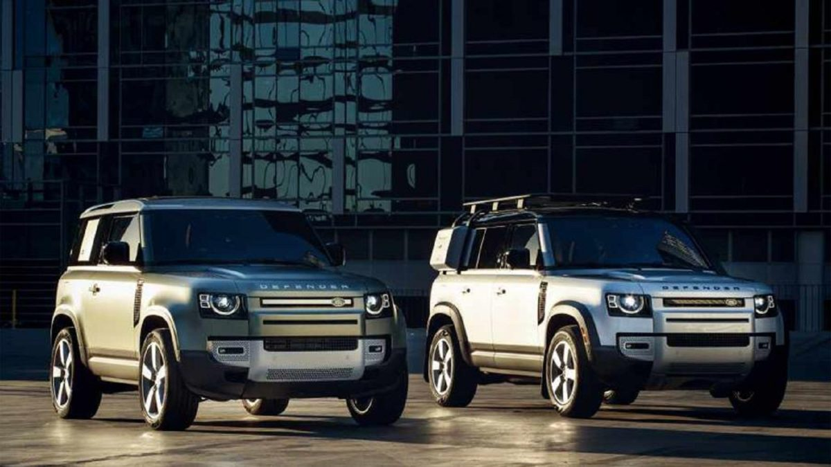 Photo of Russians accept orders for the New Land Rover Defender