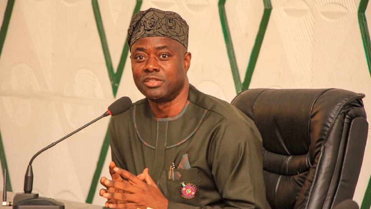 Seyi Makinde, the Governor of Oyo, says his administration went against the established land use rule in Oyo state to grant permission for the burial of Abiola Ajimobi,